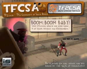 TF2 Demo man interview