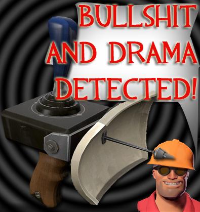 TF2 Drama