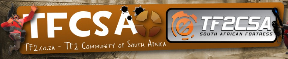 TF2CSA  - TF2 Community of South Africa