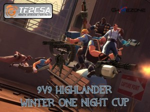 TF2 Winter Highlander Cup